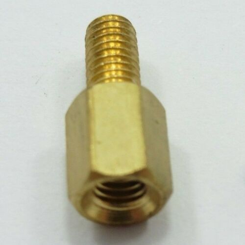 Male-Female M3 Spacer Thread Pillar Hexagonal Brass PCB Studs Standoff Hex