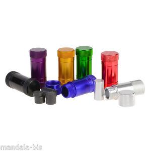 Presse Press 6 CM en Aluminium Aanstekers, rookartikelen
