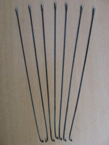 Laufrad Speichen Fahrrad Speichen länge 293 mm stärke 2 mm 5 St