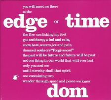 DOM - At The Edge Of Time - 2LP  - Second Battle