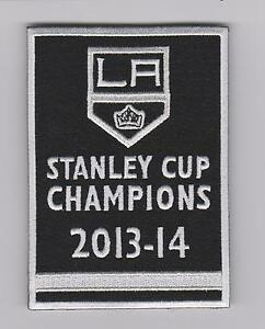 Image Is Loading Los Angeles Kings Jersey Patch 2014 Stanley Cup