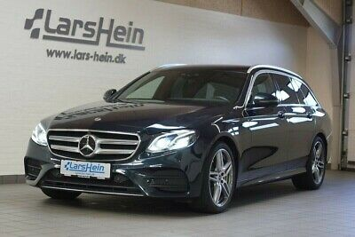 Annonce: Mercedes E350 d 3,0 AMG Line st... - Pris 624.800 kr.