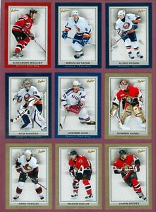 2005-06-UPPER-DECK-BEEHIVE-ROOKIE-amp-JUMBOS-5-X-7-NHL-HOCKEY-CARD-1-125-SEE-LIST