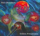 Rain Monsters by Gideon Freudmann (CD, Octagon Records)