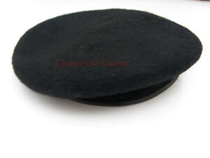 5166a1c84d079 Image is loading NEW-Extra-Large-61cm-62cm-Military-Black-Beret-