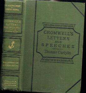 Oliver-Cromwell-039-s-Letters-and-Speeches-with-Elucidations