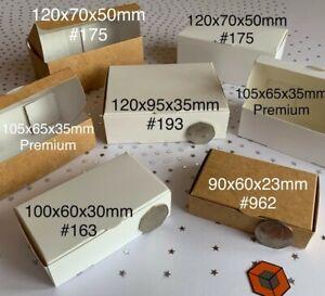 White-Single-Slice-Party-Wedding-favour-CAKE-boxes-All-sizes-amp-Quantity-s