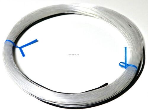 New R/&R Wind-on Leaders Daytime Swordfish 250Lb 150/' Clear WOL250150
