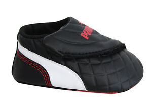 sintético Negro Cuna Ee9 6 305184 Sole 01 Drift bebé Lw entrenadores Cat Soft Puma p8wq0Bw