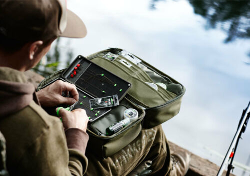 204945 Trakker NEW Carp Fishing NXG XL PVA Rig /& Tackle Pouch