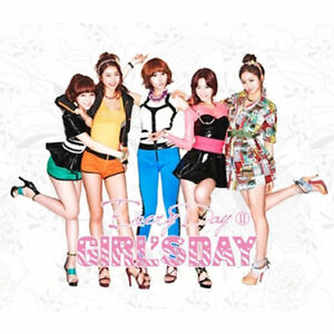 GIRL-S-DAY-EVERYDAY-II-2nd-Mini-Album-CD-Fotobuch-K-POP-SEALED-GIRL-GROUP