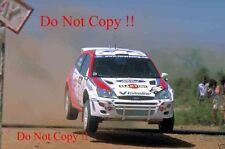 Colin McRae Ford Focus WRC Winner Safari Rally 1999 fotografía