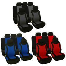 Sitzmatte Blau für Volkswagen Sitzkissen Autositz Sitzauflage Universal 1Stk