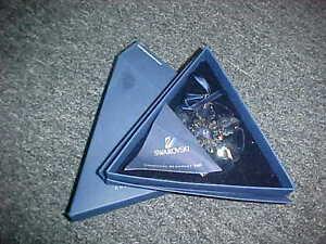 Swarovski Annual 2008 Christmas Ornament Mint In Box | eBay