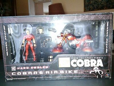 Megahouse Cobra And Air Bike Hard Emblem Piacevole Al Palato
