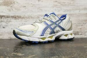 Details about Vintage Womens Asics Gel Nimbus 12 Running Shoes Sz 8.5 40 B Used T095N Athletic