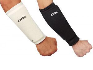 KWON Taekwondo Unterarmschutz WTF zugelassen WT Karate Jun und Senior Größe