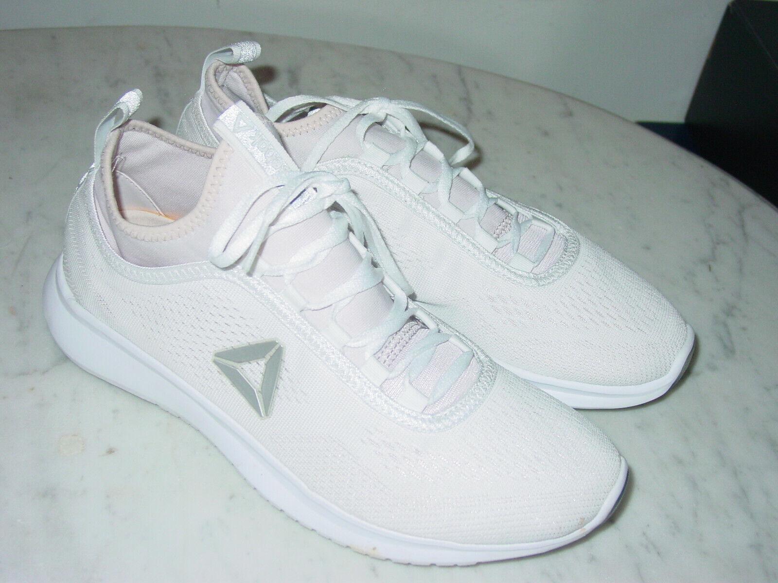 Reebok Plus Runner Tech White Silver