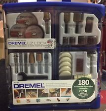 Dremel 710-09 180 PC All-Purpose Rotary Kit d/'accessoires #2401453