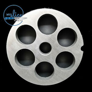 12-Mincer-Plate-18mm-Holes-Stainless-Steel-Butcher-Sausage-Making-Hunter
