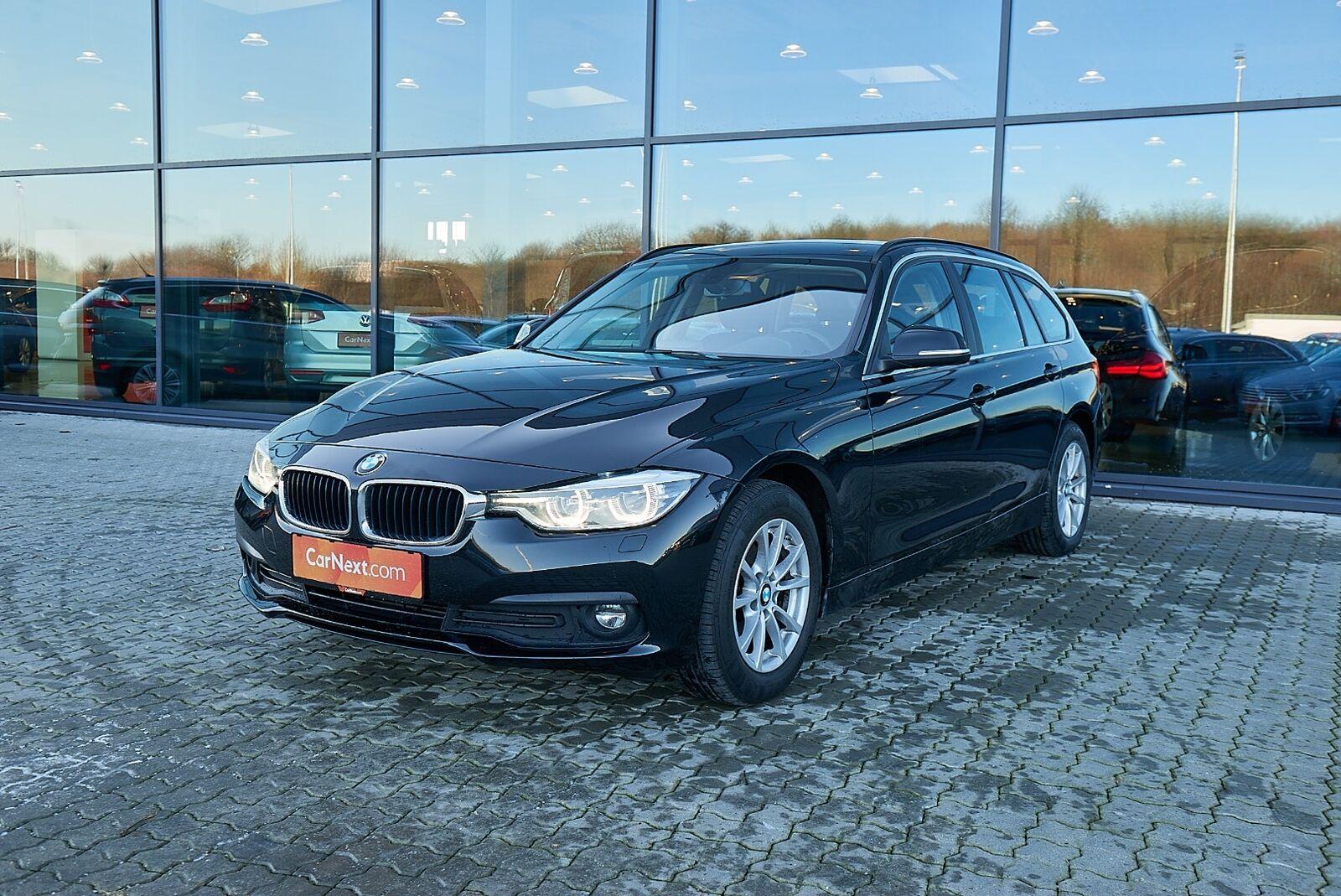 BMW 320d 2,0 Touring Executive aut. 5d - 249.900 kr.