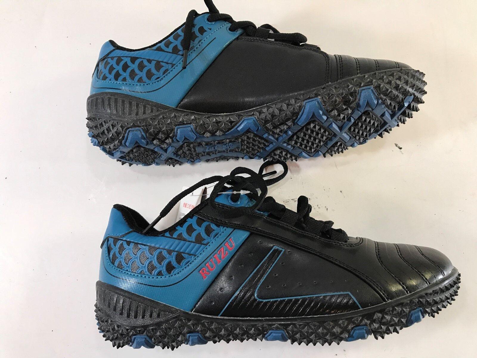 NWOT Uomo RUIZU FASHION FASHION FASHION SPORTS SKATEBOARD scarpe Sz US 8 M EU 41 (VERY RARE) ad206a