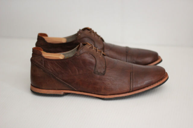 f10359a0f04 Timberland Boot Co 'Wodehouse' Cap Toe Oxford - Burnished Dark Brown - 13US  (B67