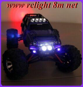 1//16 RC LED LIGHT SET for Traxxas E-REVO VXL 6 Led