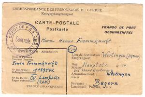 Kriegsgefangenen-Postkarte-Depot-de-P-G-A-CXI-Lamballe-Nr-1-2-2-47