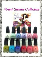 China Glaze - Avant Garden Collection - Choose Any Color