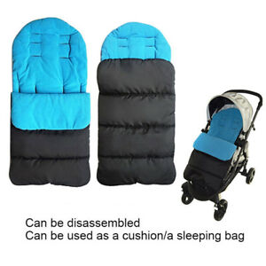 DELUXE-BABY-BUGGY-PRAM-UNIVERSAL-FOOT-MUFF-COSY-TOES-STROLLER-APRON-LINER-TOOL-D