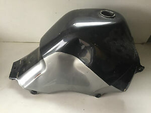 A-Tank-Tank-Fuel-Gray-Black-Honda-Motorcycle-XL-600-V-Transalp-Type-PD06