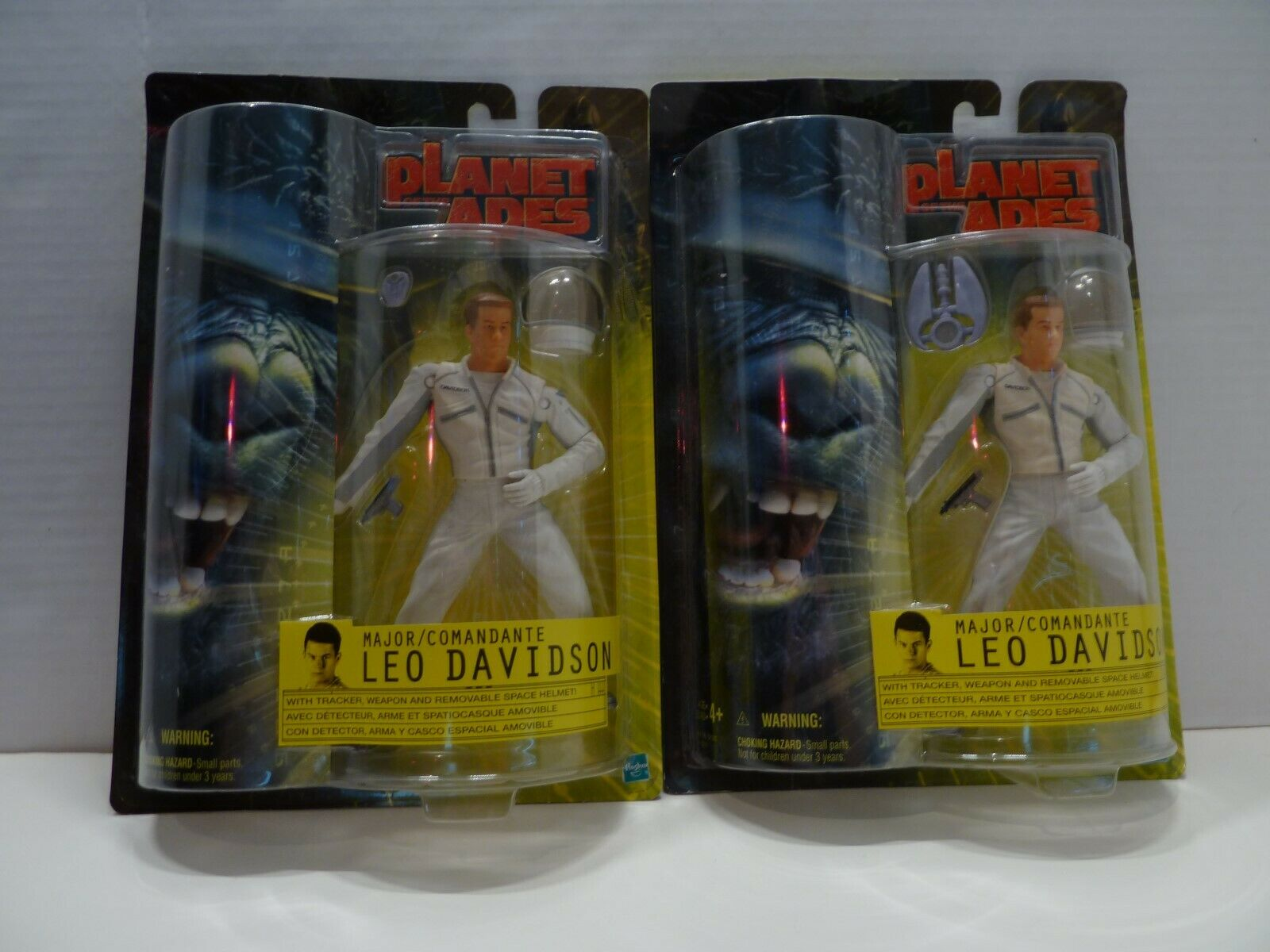 Planet of the Apes Action Figure LOT Hasbro