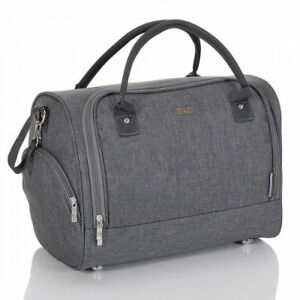 a2e35d6fa LCP Kids 668 Baby Diaper Changing Bag Sydney Grey with Carry Handle ...