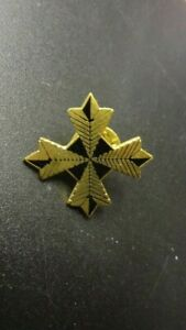 Star Trek Movies 2 - 6 Admiral Rank Pin STPIN102