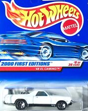 Hot Wheels 1:64 2001 First Edition Krazy 8S Diecast Car Toy for sale online