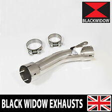 KAWASAKI ZX10R ZX10R EXHAUST PIPE RACE DE CAT LINK PIPE 08 09 10 2008 2009 2010