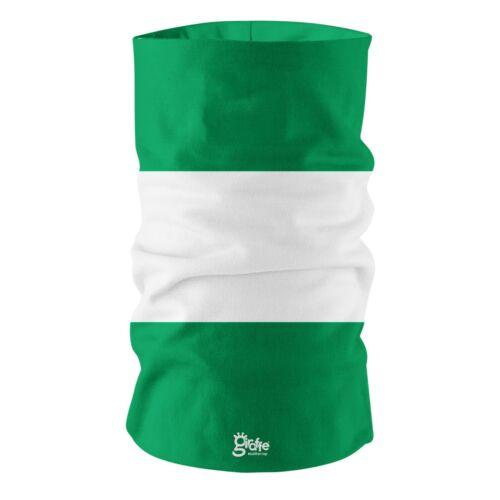 Nigeria Nigerian Flag  Face protection Headwear multifunctional Bandana Snood