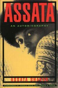 Assata-An-Autobiography-Paperback-by-Shakur-Assata-Brand-New-Free-shipp