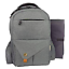 """thumbnail 5 - Multi Function Travel Backpack - Hidden Safety Pockets, Fits Up to 17"""" Laptop"""