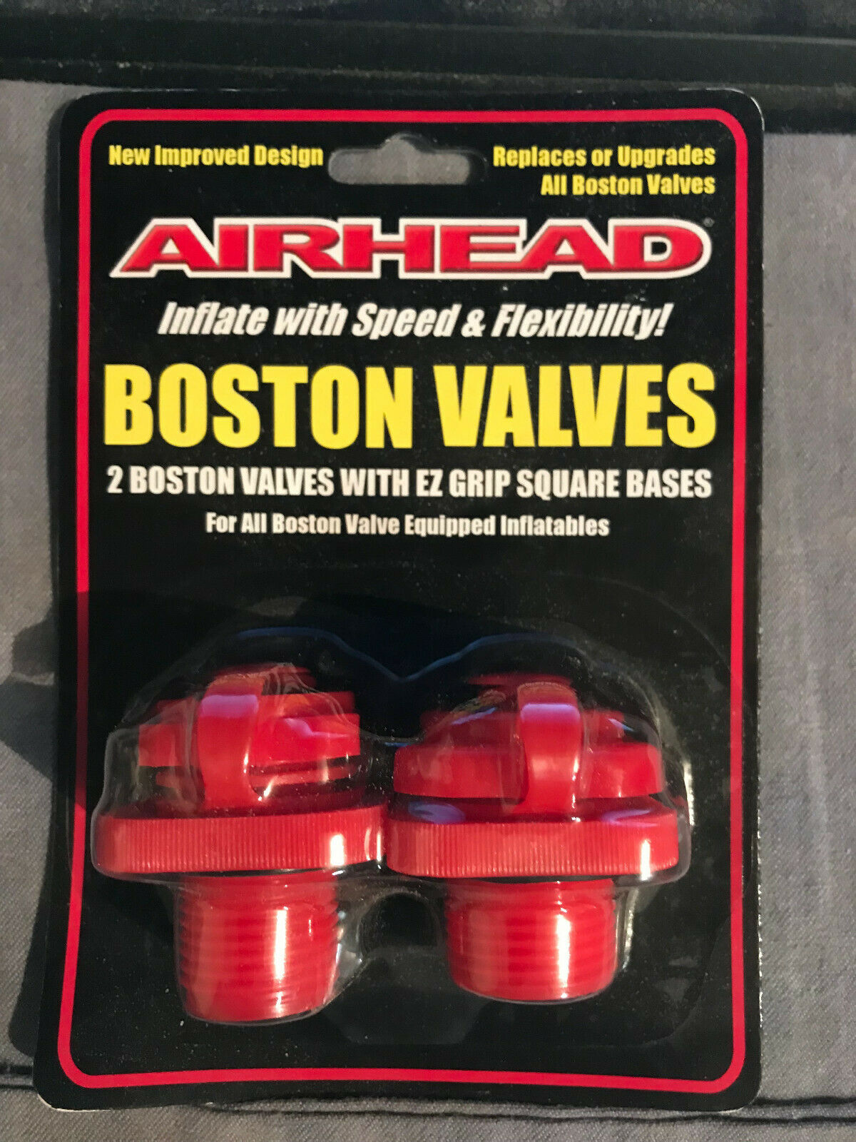 KWIK TEK AIRHEAD BOSTON VALVES AHBV-2
