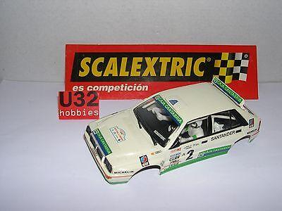 Discreet Scalextric Spain Altaya Rally Spanien Karosserie Lancia Delta Integrale Reine Spielzeug