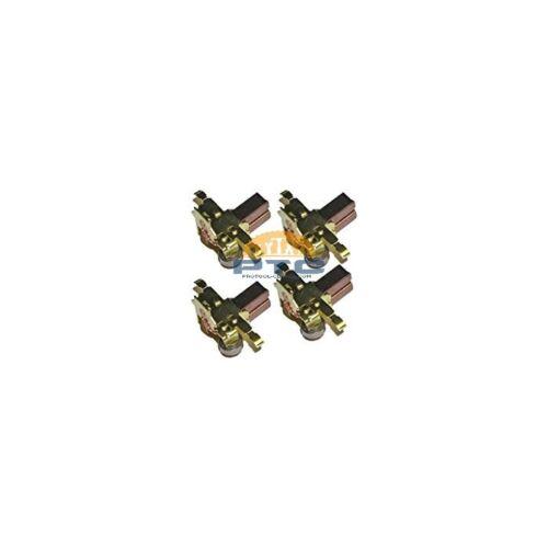 DC385 Cordless Tool Replacement Brush /& Holder # 610126 Dewalt DW059 4 Pack
