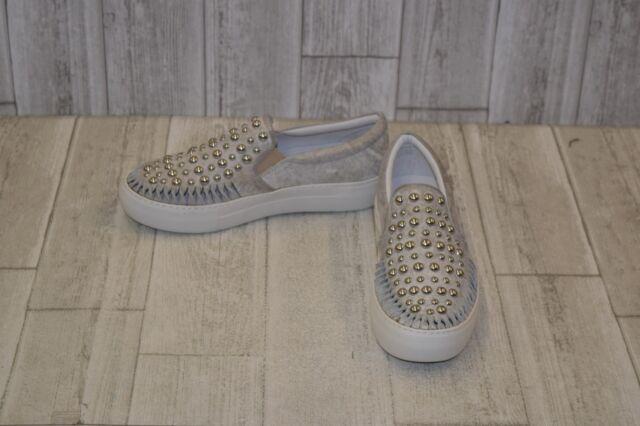 26b89a2c3ee J Slides Aztec Slip on Platform Sneaker - Tan Suede 8 for sale ...