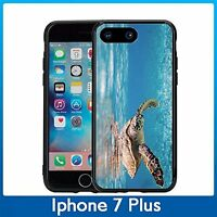 Sea Turtle In The Ocean For Iphone 7 Plus (5.5) Case Cover By Atomic Market