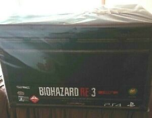 BIOHAZARD-RE-3-Z-Version-COLLECTOR-S-EDITION-PlayStation-4-from-Japan