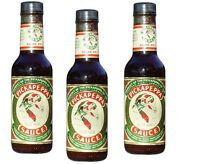 Pickapeppa Sauce 3 5oz Bottles - Jamaica Latin/car