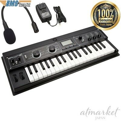 korg microkorg xl 37 key synthesizer vocoder with expanded pcm new ems f s 4959112101944 ebay. Black Bedroom Furniture Sets. Home Design Ideas