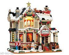 Lemax - 55932 - Christmas Home Tour, Weihnachtsdorf,