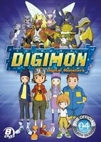 Digimon Season 4 Digimon Frontier Sealed 8 Dvd Set